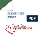 Manual de Manejo en Pista TDX