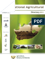 The National Agricultural Directory 2011
