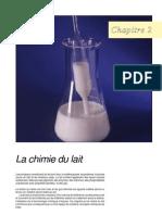 biochimie du lait