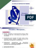 Climaterio e Menopausa 2011
