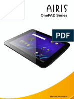 Airis Onepad 970 (Tab97) - Manual