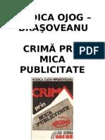 Crimă prin mica publicitate - Rodica Ojog-Brasoveanu