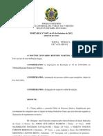 PortariaEditalSelecao Justca Federal Estagio