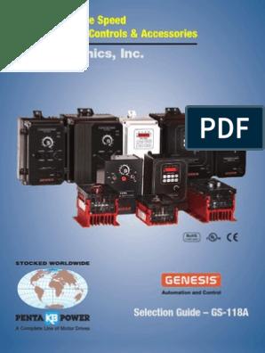KB//Penta 9861 Power Auxiliary Heat Sink KBIC//KBMM//KBPB//Multi-Drive Motor Control