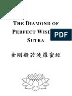 Diamond of Perfect Wisdom Sutra