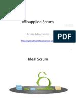 misapplied-scrum