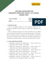 Md Structure Hap Eoc Huaraz