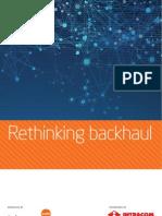 Rethinkinh Backhaul