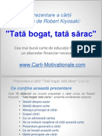 Tata Bogat Tata Sarac - Robert Kiyosaki