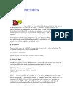 Prototipado Rápido con QtDesigner y Ruby
