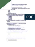 Examen de Residentes Medicina Interna