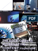 Edcf Alt Content for Dcinema