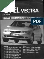 H.R.etzold Vectra B Manual Intretinere Si Reparatii