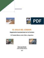 EL EXILIO DEL CÓNDOR: Hegemonía transnacional en la frontera