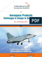 Aero India 2013 Brochure
