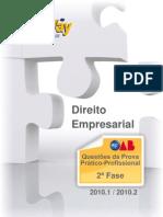 OAB2010 Direito Empresarial 2a Fase