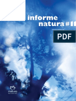 Informe Natura 2011