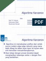 Algoritma Karzanov