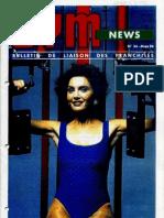GYM NEWS N°34 Mars 1994