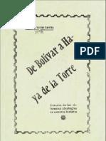 De Bolívar a Haya de la Torre | Julio Valdez Garrido