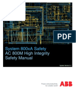 3BNP004865-511 - En System 800xA Safety 5.1 AC 800M High Integrity Safety Manual