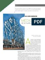 Medición de la huella de carbono en el sector construcción