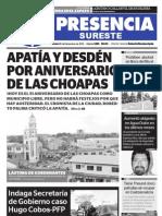 Diario Prensencia del Sureste Las Choapas Veracruz