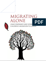 migrating alone
