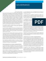 Practiques de Gouvernance 2011-Fra