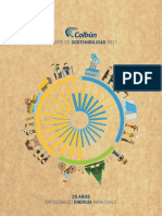 Reporte de Sostenibilidad Colbún 2011