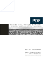 Tese Habitacao Estado Mercado