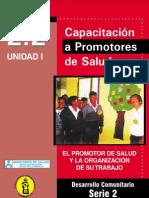 Capacitacion de Promotores de Salud.