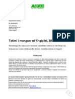 Boshlleku Tatimor (Tax Gap) ne Shqiperi, 2012_AL-Tax.org
