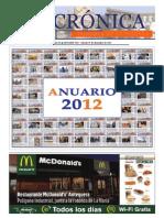 La Cronica 532 _ Anuario