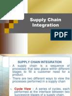 SCM - Supply Chain Integration
