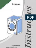 Manual lavadora 9K frontal Eletrolux LSE09