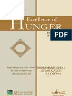 The Excellence of Hunger
