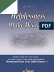 The Helplessness of Deceased