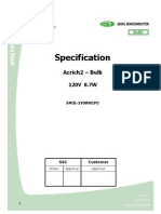 Especificações SMJE-2V08W1P3