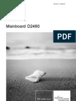 Mainboard D2480 - A26361-D2480-Z110-muli