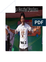 Indian Comics Fandom (Vol. 2)