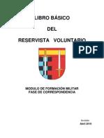 Libro Basico Reservistas Voluntarios