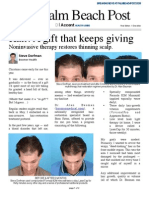 Hair Regrowth Treatments Reverse Hair Loss_The Palm Beach Post_Dorfman_Dr-Bauman