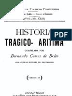 História trágico marítima, vols. 4-7