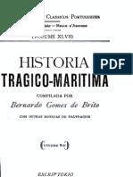 História trágico marítima, vols. 8-12