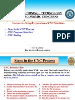6 Preparation of CNC Machines (CNC Course CD)