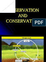 Chapter 3 F5 Preservation and conservation of the environment