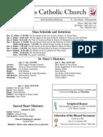 Bulletin - 12-30-2012