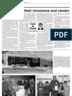 Derek Sawvell's 12-27 column in the Wilton-Durant Advocate News
