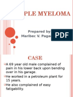 Multiple Myeloma with Pathophysiology